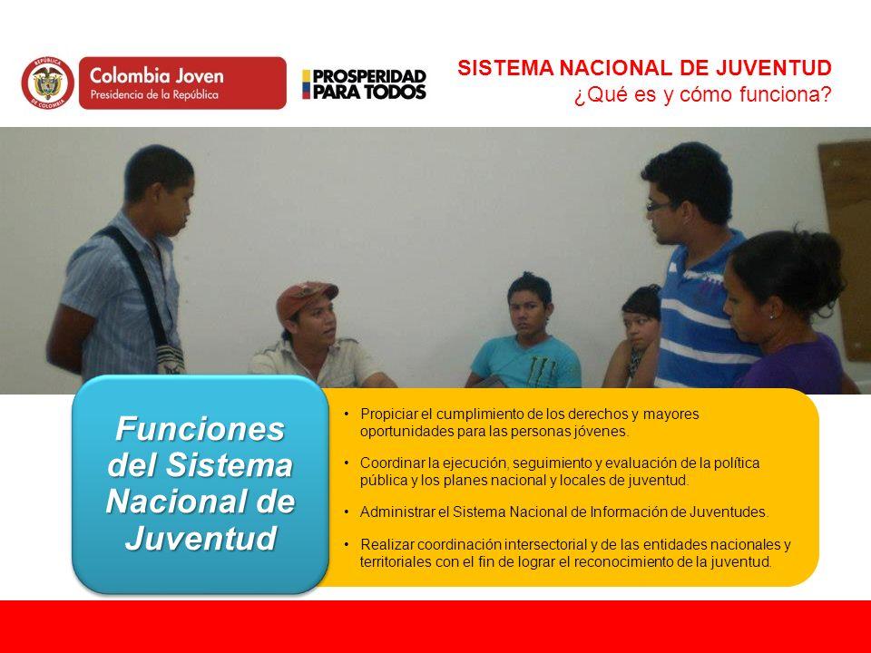 Proyecto: Socialización del Estatuto de Ciudadanía Juvenil ¿Por qué hacer los encuentros departamentales.