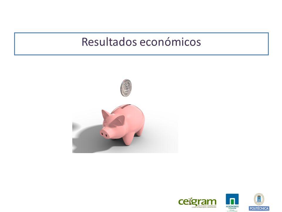Resultados económicos