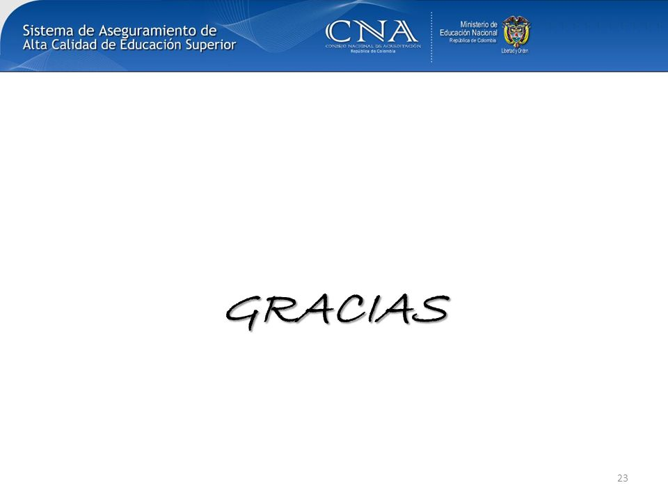 GRACIAS 23