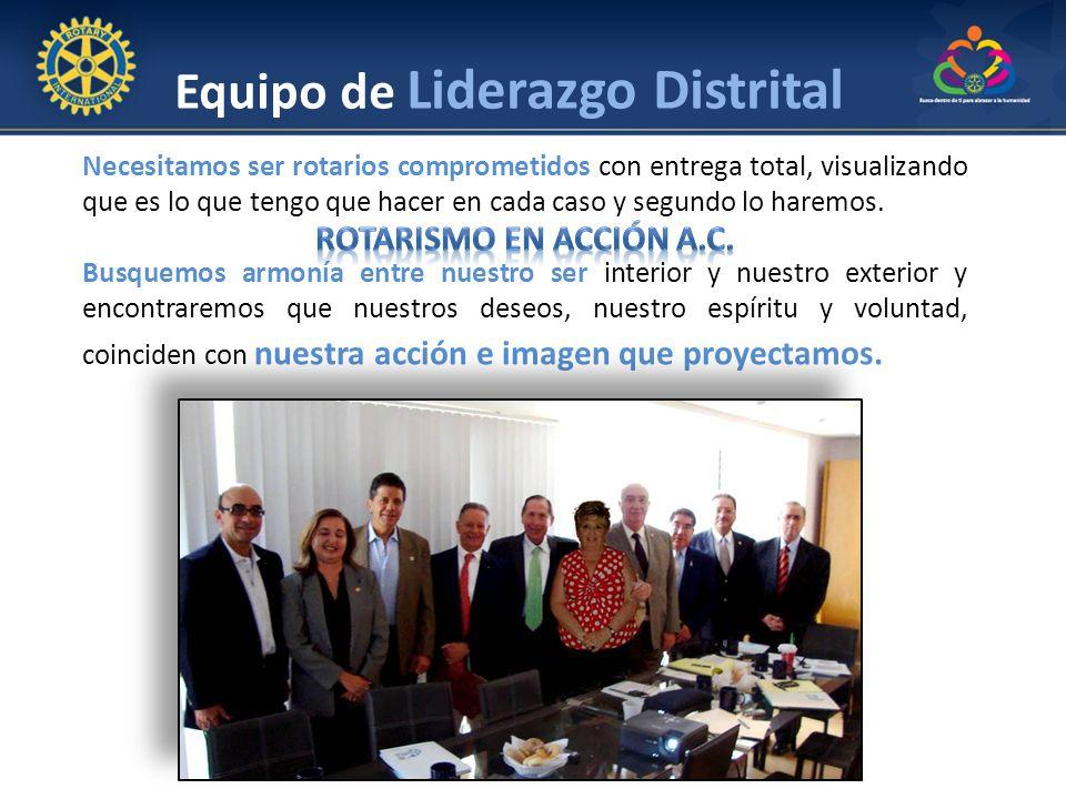 Equipo de Liderazgo DistritalEquipo de Liderazgo Distrital 2011-2012
