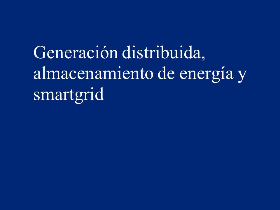 Generación distribuida, almacenamiento de energía y smartgrid 24