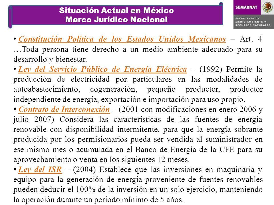 Constitución Política de los Estados Unidos Mexicanos – Art.
