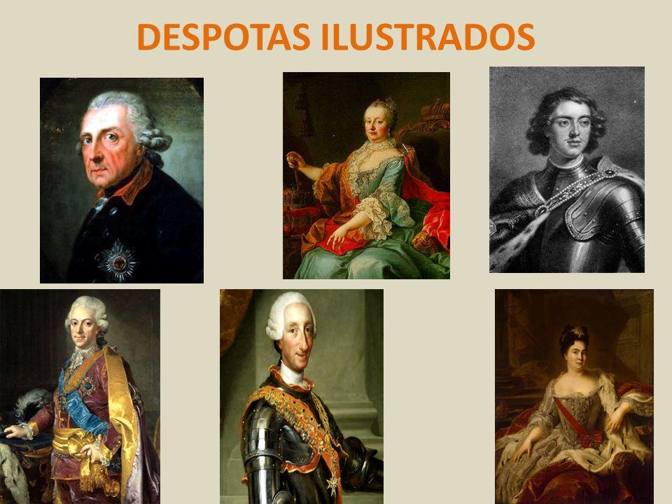 DESPOTAS ILUSTRADOS