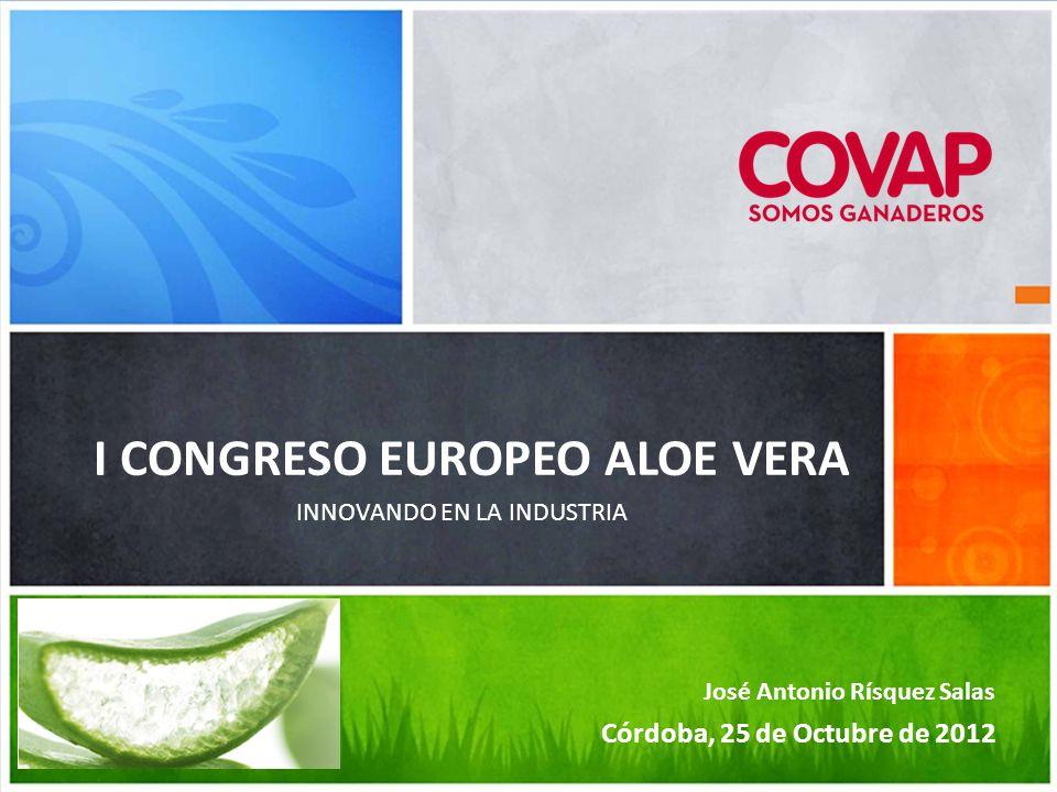 Innovando en la Industria PRESENTACIÓN COVAP CALIDAD Y SEGURIDAD ALIMENTARIA INNOVACION - TENDENCIA DE LA INDUSTRIA