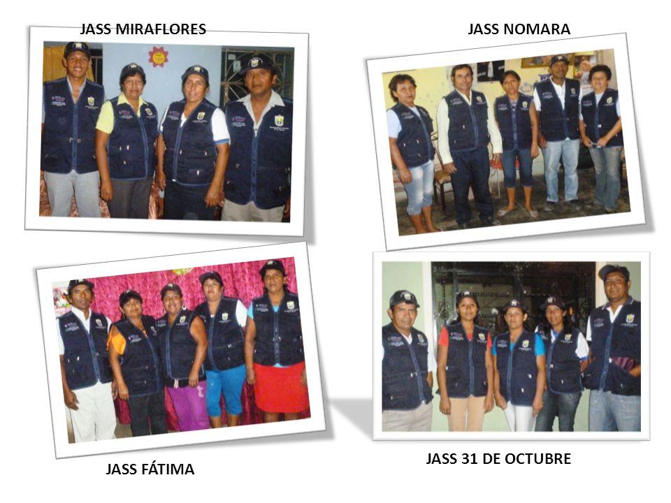 JASS MIRAFLORESJASS NOMARA JASS FÁTIMA JASS 31 DE OCTUBRE