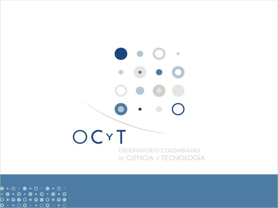 Grupos reconocidos y beneficiarios de estrategia de sostenibilidad, distribuidos por PNCyT.