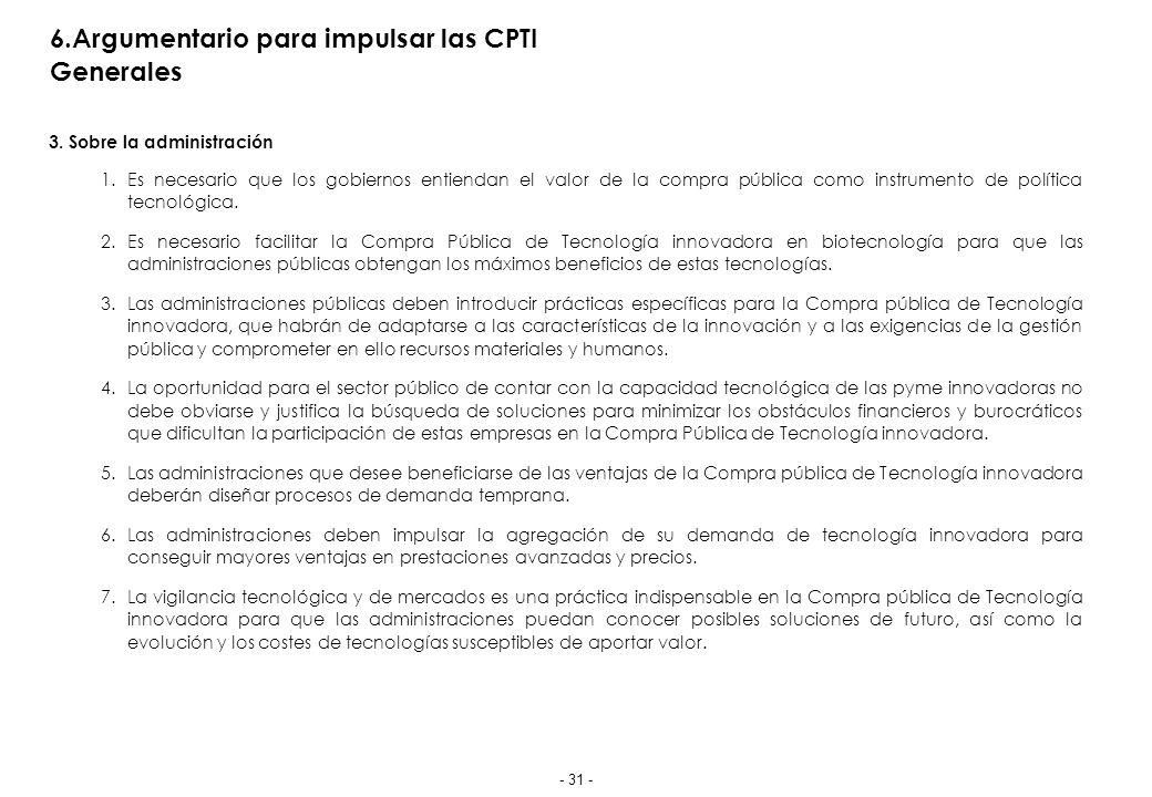 6.Argumentario para impulsar las CPTI Generales 3.