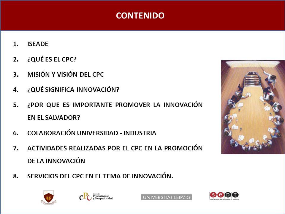 1.Capacitación Seminario taller en Gestión de la Innovación Orientado al mercado.