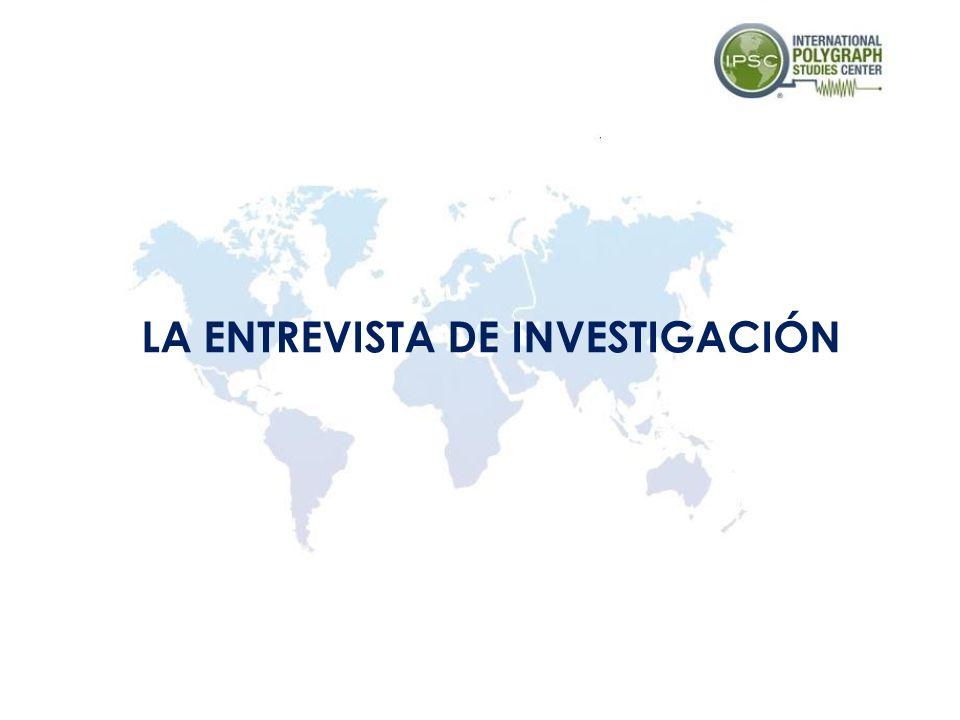 LA ENTREVISTA DE INVESTIGACIÓN