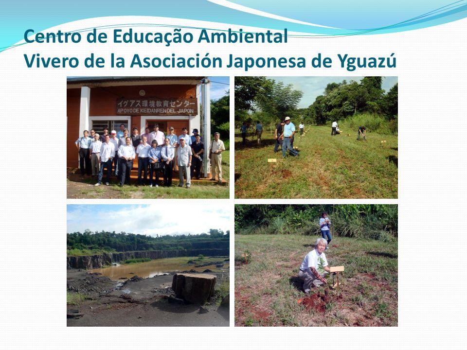 Centro de Educação Ambiental Vivero de la Asociación Japonesa de Yguazú