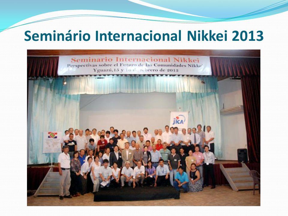 Seminário Internacional Nikkei 2013