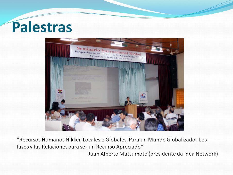 Centro de Educação Ambiental Vivero de la Asociación Japonesa de Yguazú Centro de Recuperacion del Santorio Yguazú Taller Tambor - Yguazu Taiko Koubou S.R.L.