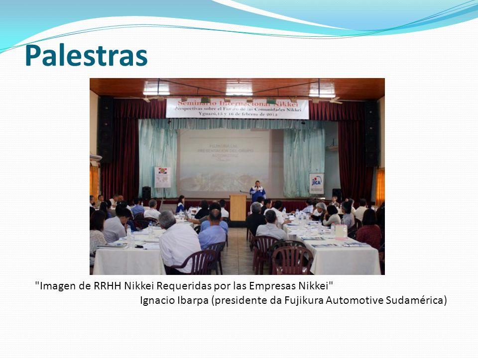 Palestras Sistema de Capacitación de Recursos Humanos de la JICA Yumiko Iwanaga (JICA matriz)