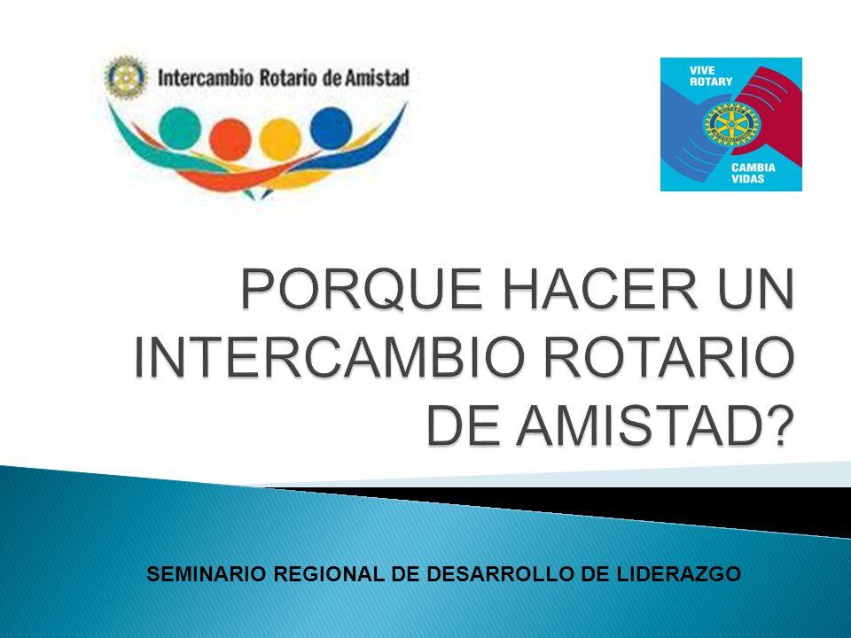 SEMINARIO REGIONAL DE DESARROLLO DE LIDERAZGO