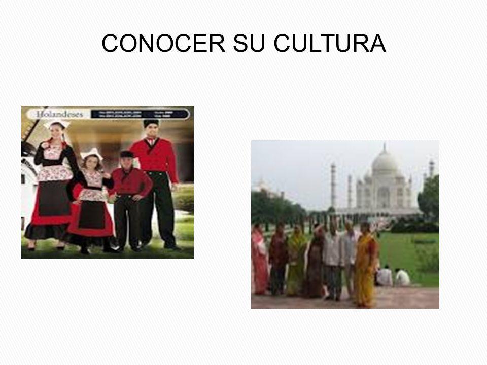 CONOCER SU CULTURA