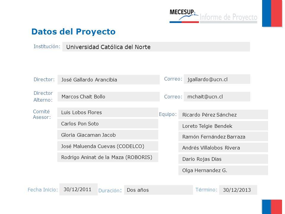 43 Gobierno de Chile   Ministerio de Educación Carta Gantt del proyecto