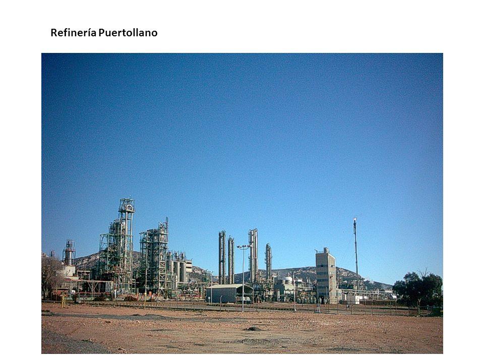 Refinería Puertollano