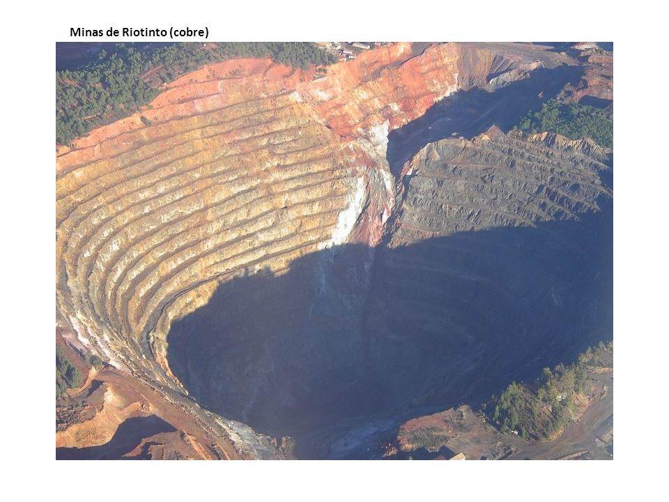 Minas de Riotinto (cobre)