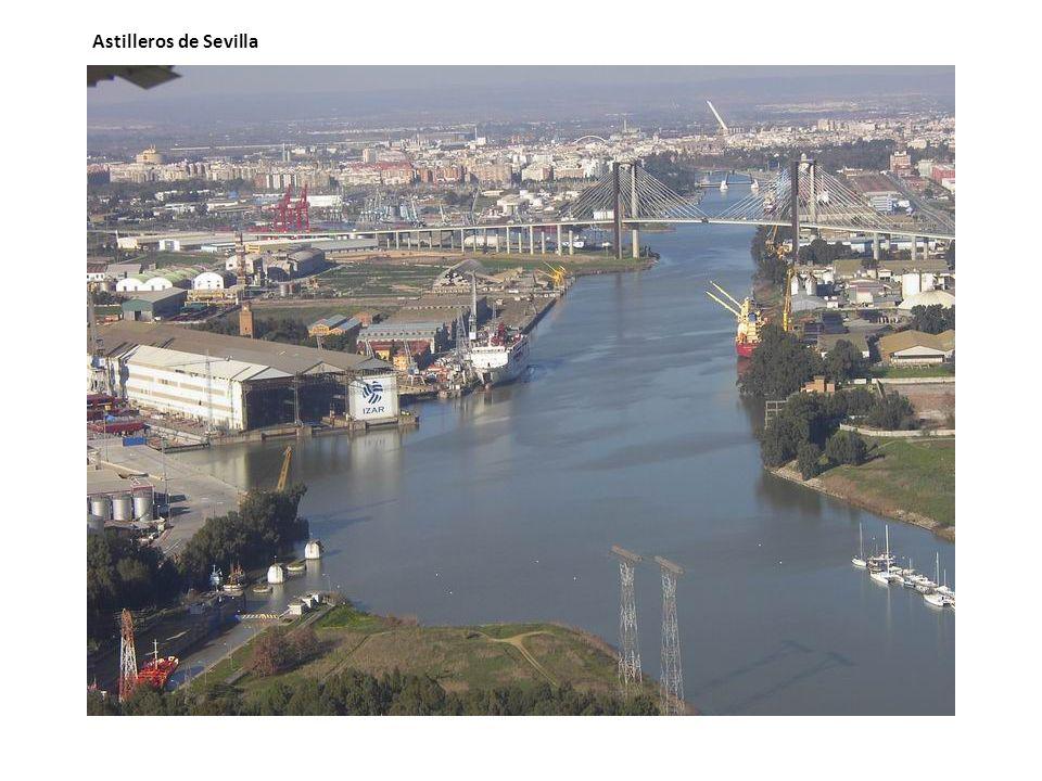Astilleros de Sevilla