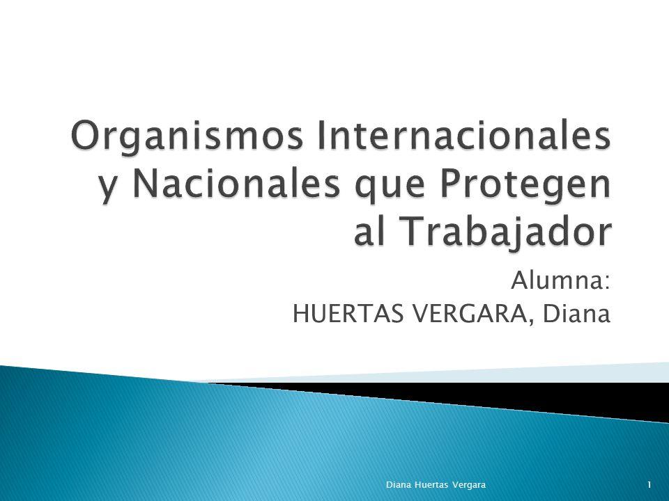 En el presente trabajo conoceremos sobre los Organismos Internacionales y Nacionales que protegen los derechos de los trabajadores, así como las relaciones laborales.