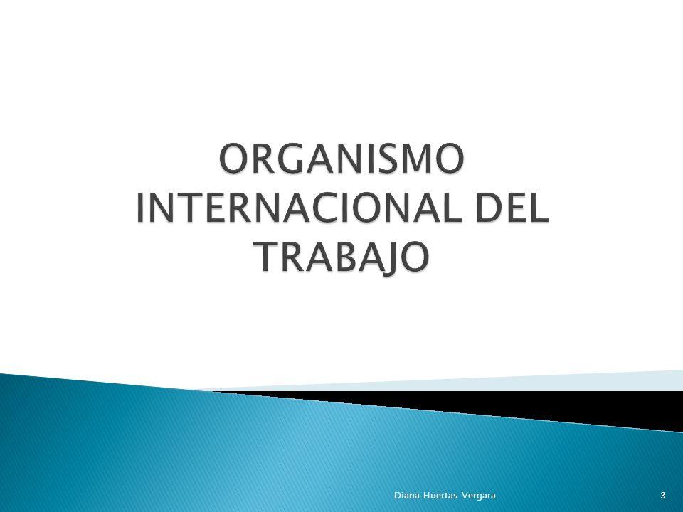 Es un organismo especializado de las Naciones Unidas que se ocupa de los asuntos relativos al trabajo y las relaciones laborales.