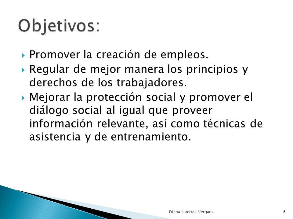 Promover la creación de empleos.