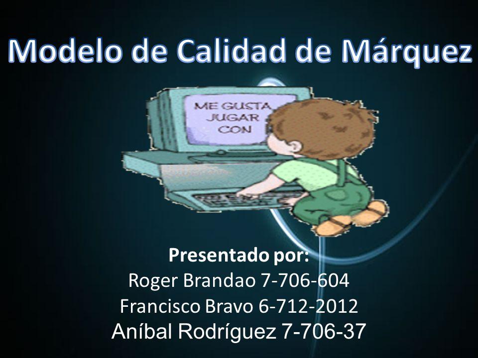 Presentado por: Roger Brandao 7-706-604 Francisco Bravo 6-712-2012 Aníbal Rodríguez 7-706-37