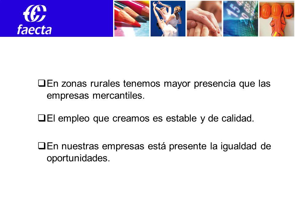 Empleos Contribuimos a la realización de los cuatro objetivos principales de la política de empleo de la Unión Europea