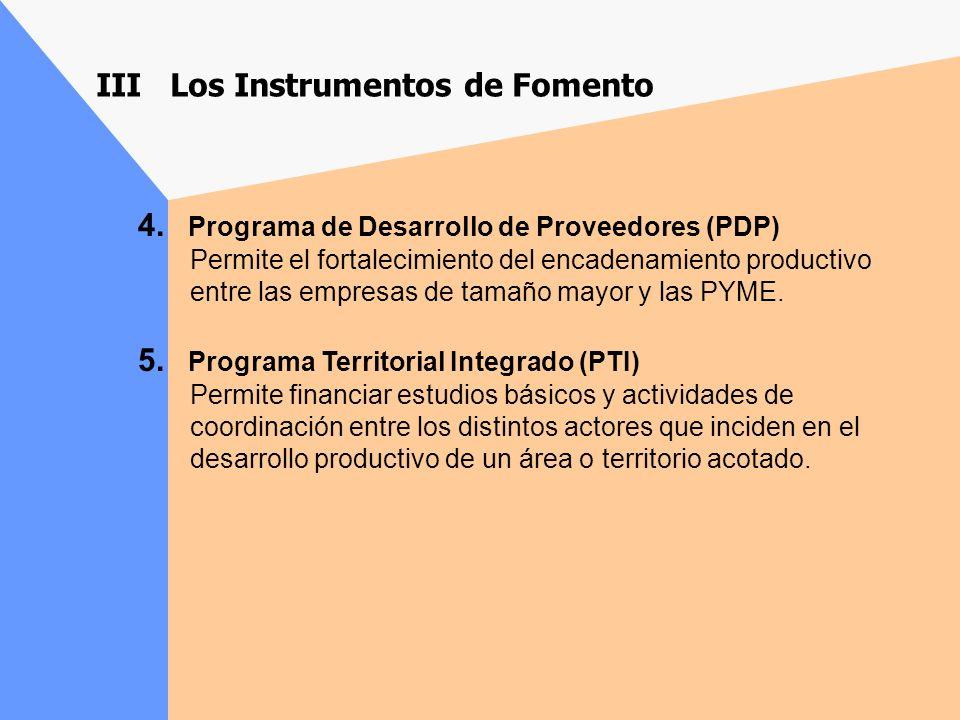 1. Fondo de Asistencia Técnica (FAT) Permite a los empresarios cofinanciar asistencias técnicas especializadas en la áreas de gestión que requiera. 2.