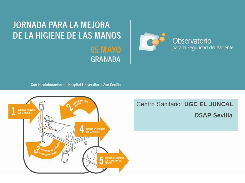 Centro Sanitario: UGC EL JUNCAL DSAP Sevilla