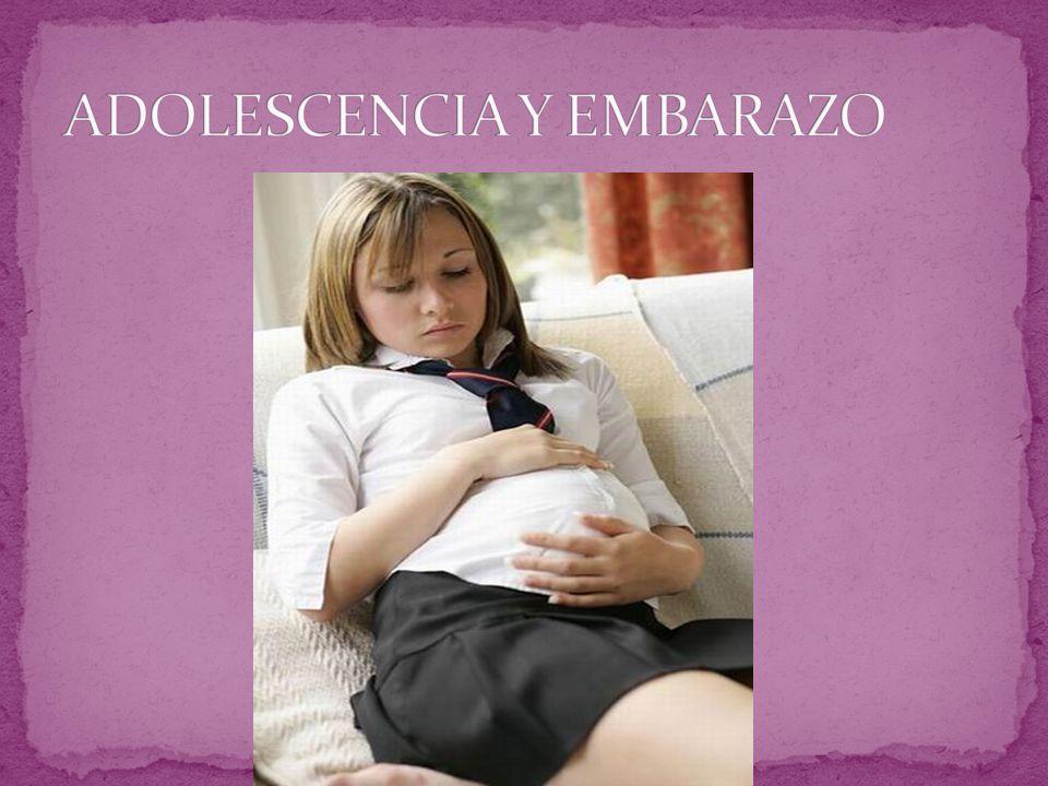 Según la OMS se define el embarazo en la adolescencia como aquel que se produce entre los 11 y los 19 años.