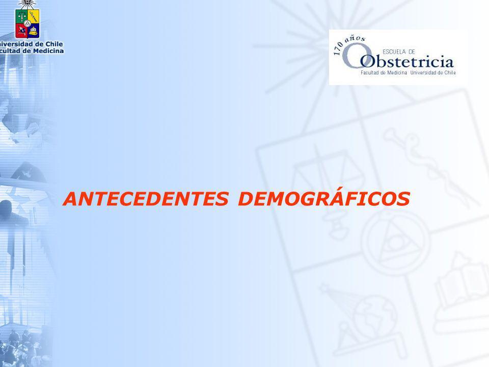 UNIVERSIDAD DE CHILE FACULTAD DE MEDICINA ESCUELA DE OBSTETRICIA HILDA BONILLA GÓMEZ