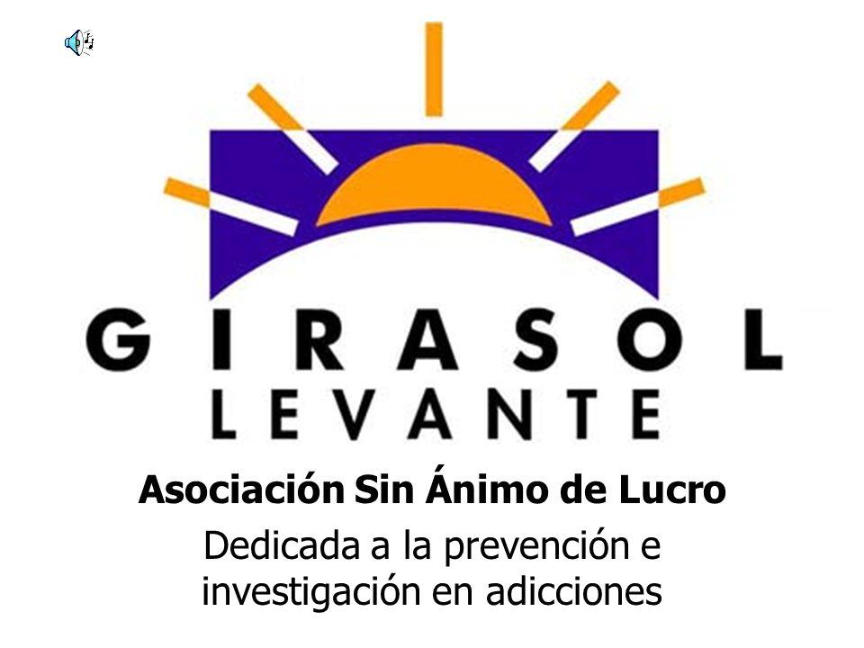 Asociación Sin Ánimo de Lucro Dedicada a la prevención e investigación en adicciones