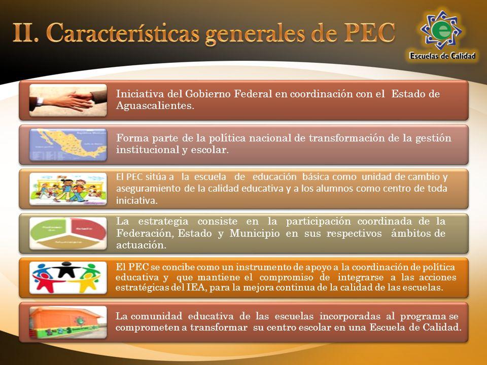 Iniciativa del Gobierno Federal en coordinación con el Estado de Aguascalientes.