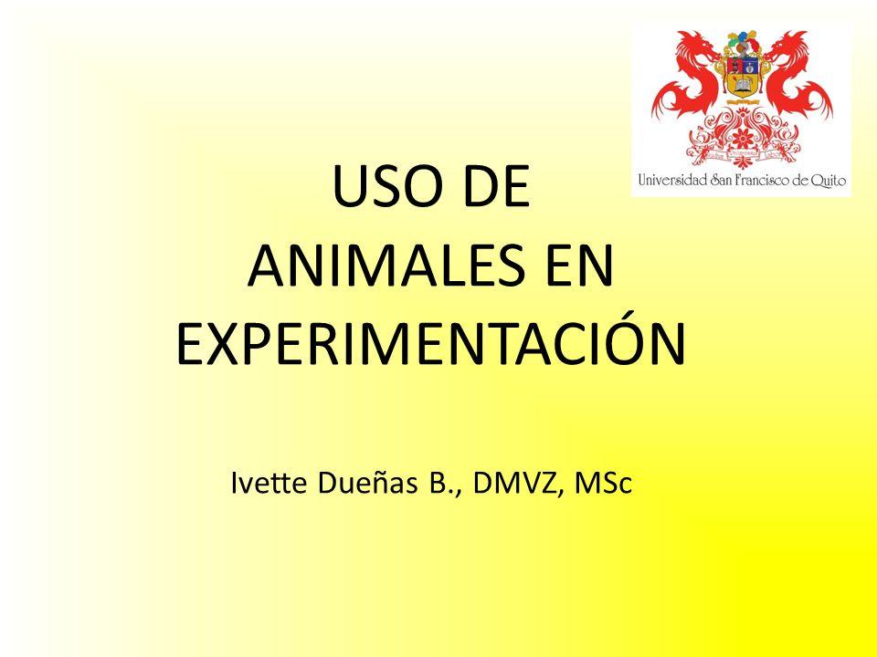 Científicos requieren la reflexión ética para complementar su información y los filósofos (éticos) necesitaron sustentar sus argumentos en el conocimiento acerca de los animales y sus prácticas de uso