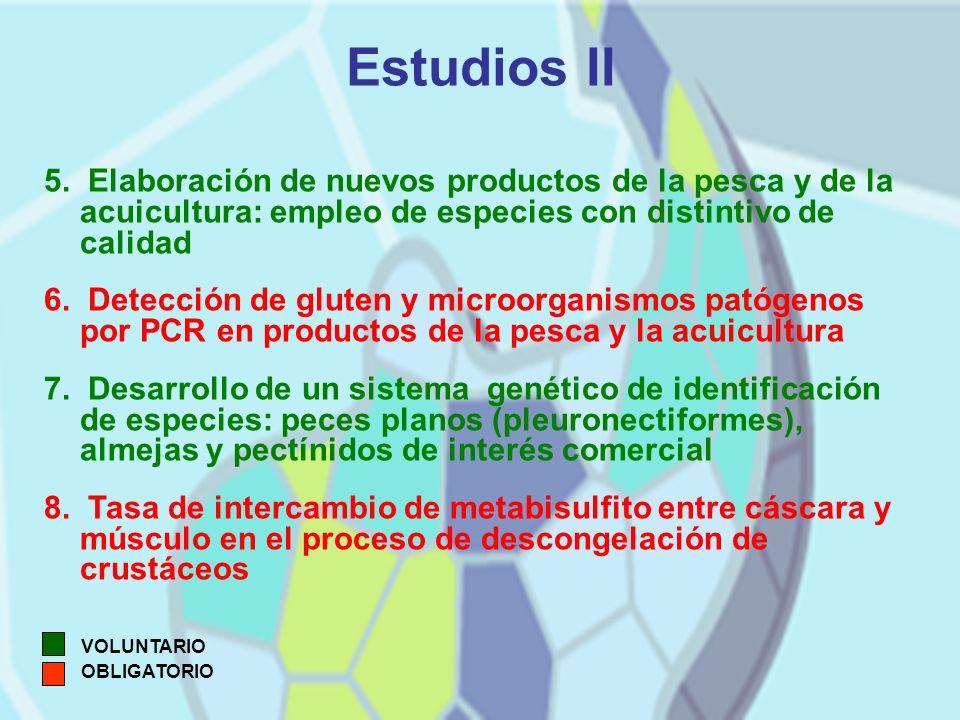 Estudios II 5.