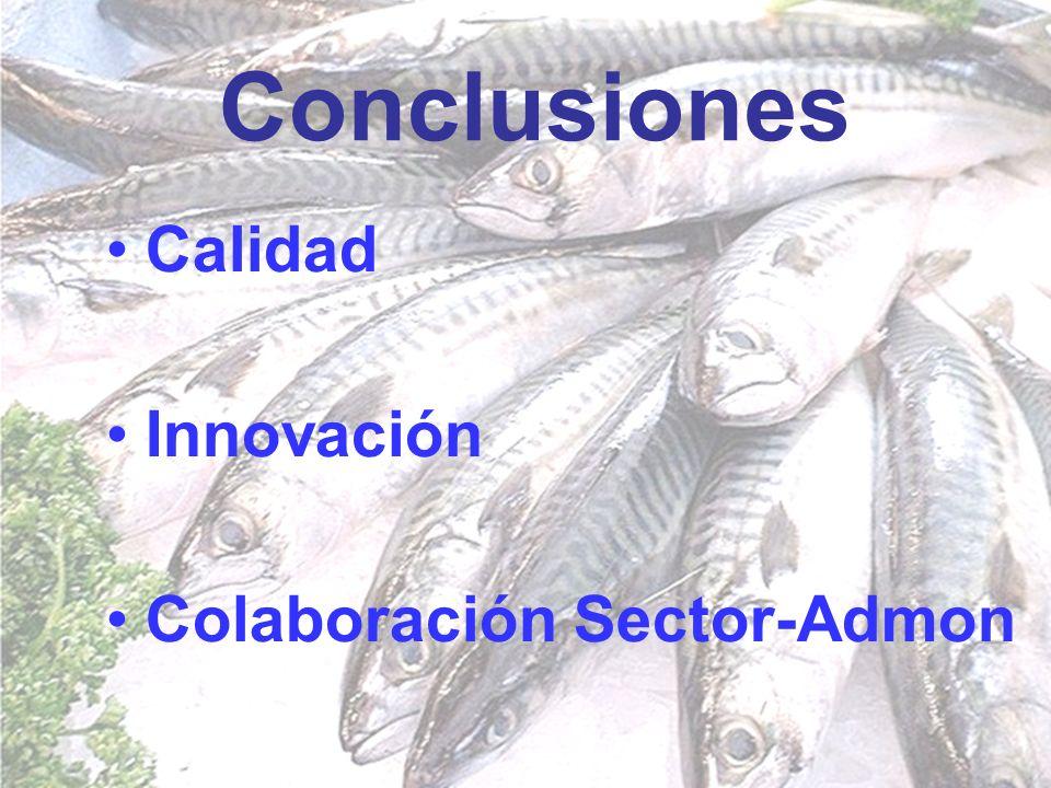 Calidad Innovación Colaboración Sector-Admon Conclusiones