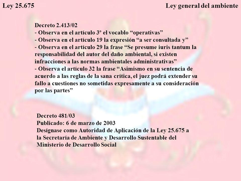 29 de la ley 3 2004 de 28 de: