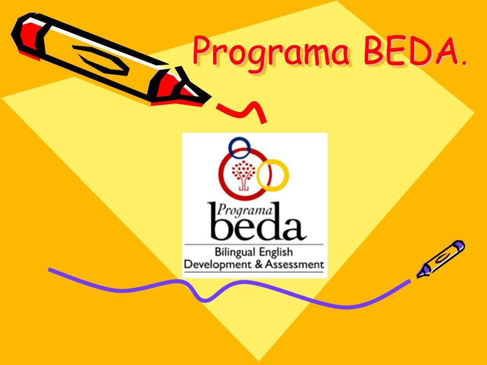 Programa BEDA.