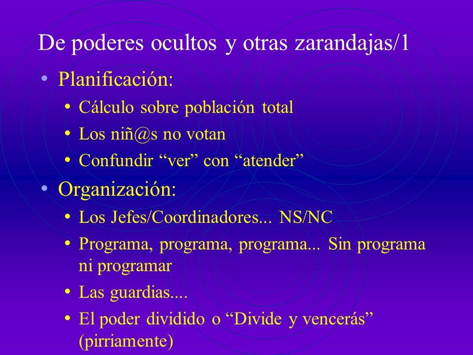 Actualidad de la Hospitalización Psiquiátrica en Infancia y adolescencia en España/4 ¿Dónde hacerla? Pregunta para marear la perdiz y aportar solucion
