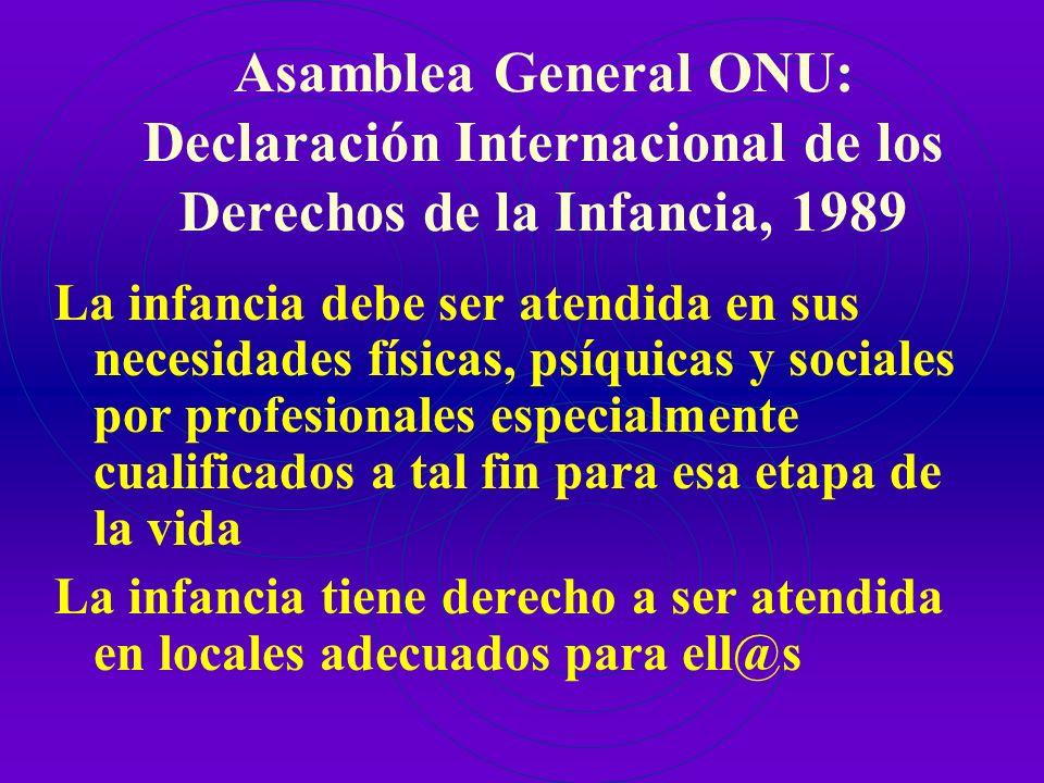 Constitución Española Art. 39, apart. 4, 1978 Los niños gozarán de la protección prevista en los acuerdos internacionales que velan por sus derechos