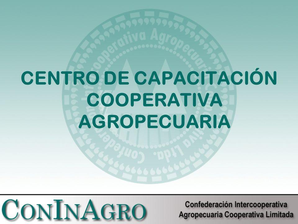 CENTRO DE CAPACITACIÓN COOPERATIVA AGROPECUARIA