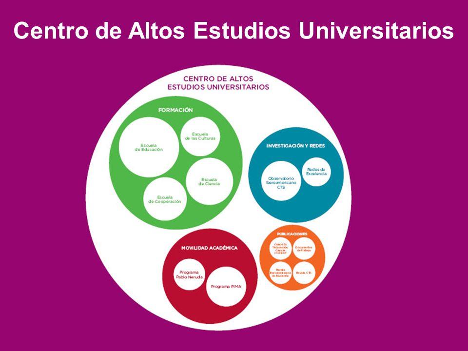 Centro de Altos Estudios Universitarios