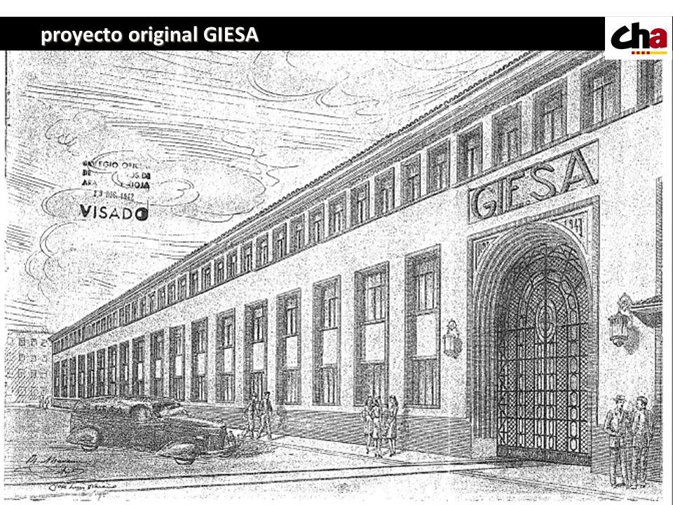 proyecto original GIESA
