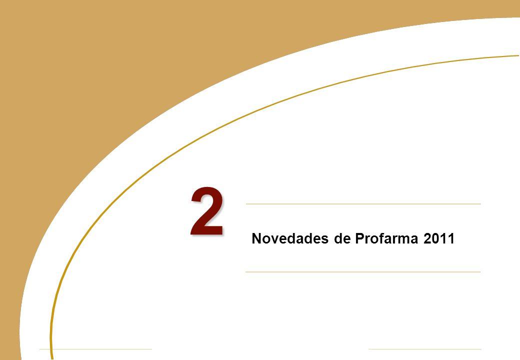 Novedades de Profarma 2011 2