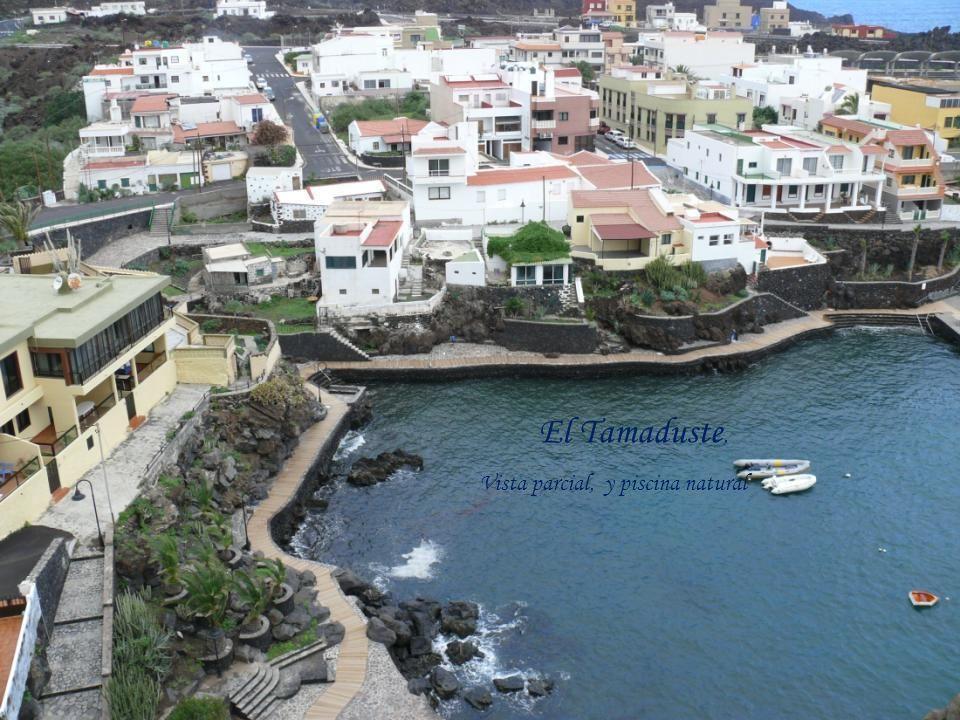 . En la actualidad se desarrolla un plan impulsado por el Ministerio de Fomento para convertirla en la primera isla del mundo en abastecerse totalment
