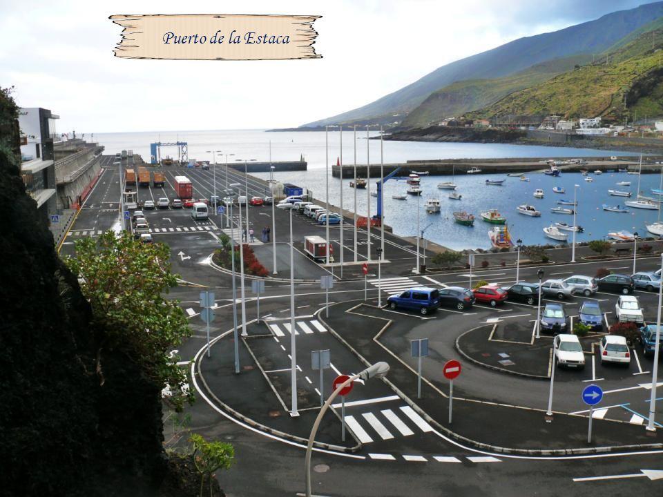 E rmita de San Telmo (Puerto de la estaca)