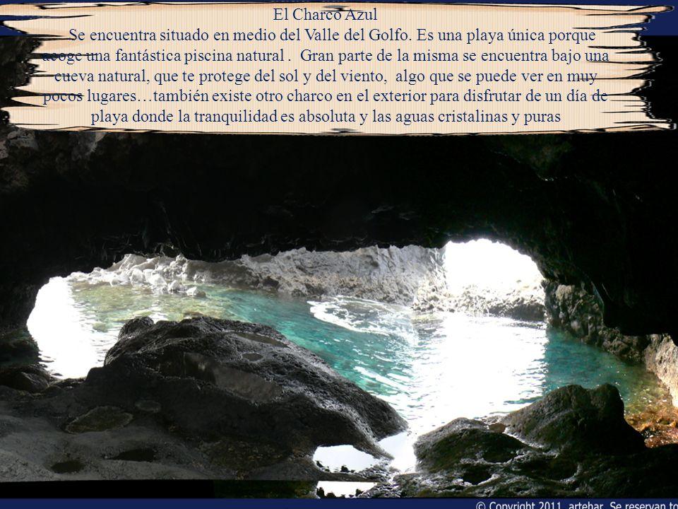 Varadero de Orchilla Lugar por donde desembarcaron los materiales para la construcción del Faro de su nombre, venidos en su mayoría de Arucas (Gran Ca
