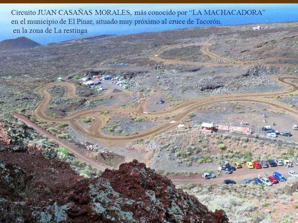 Concentración de motos en Tigaday. Por el mes de Junio se concentran en esta isla un grupo de mas de cien moteros