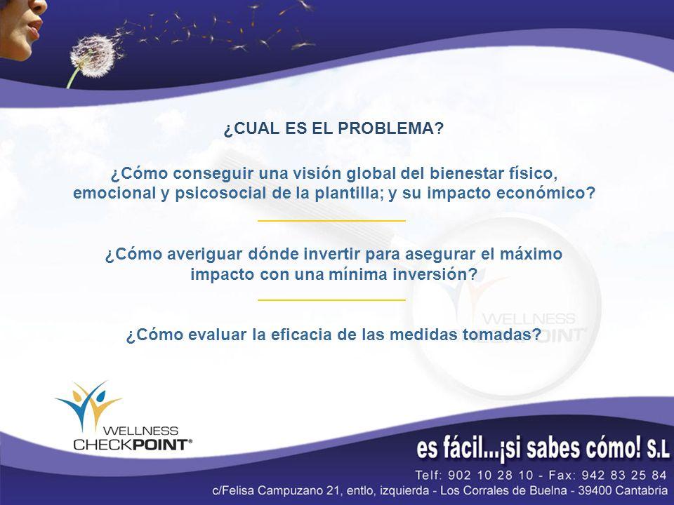 ¿CUAL ES EL PROBLEMA.